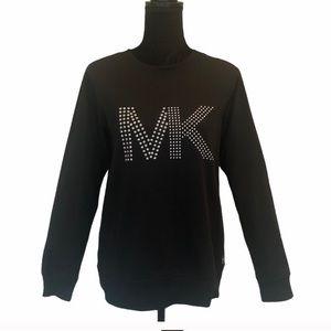 NWT Michael Kors studded sweatshirt size small